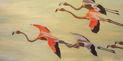 Take Flight by Linda Richter